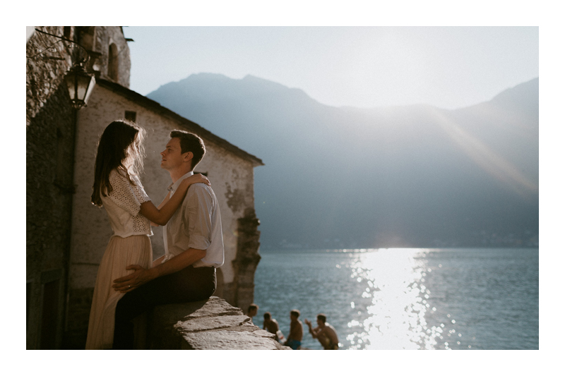 ALEX & YURIY / LAKE COMO WEDDING
