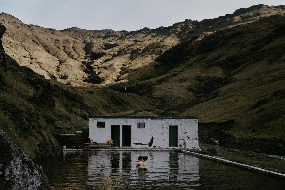 SELJAVALLALAUG POOL CHILL / ICELAND -