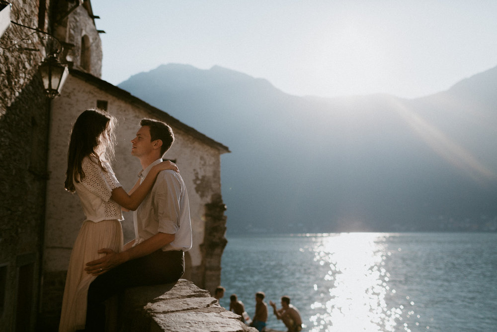 LAKE COMO WEDDING (ITALY)
