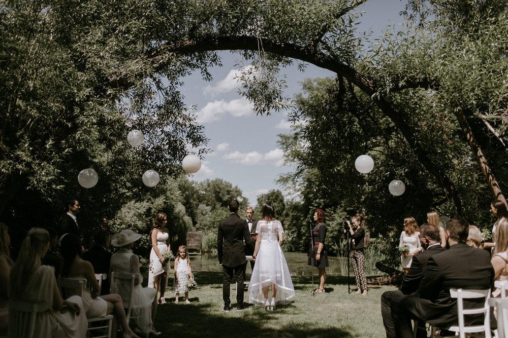 CHATEAU TREBESICE WEDDING