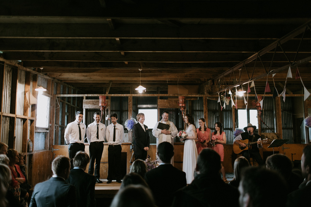 SHEEP FARM WEDDING, NZ