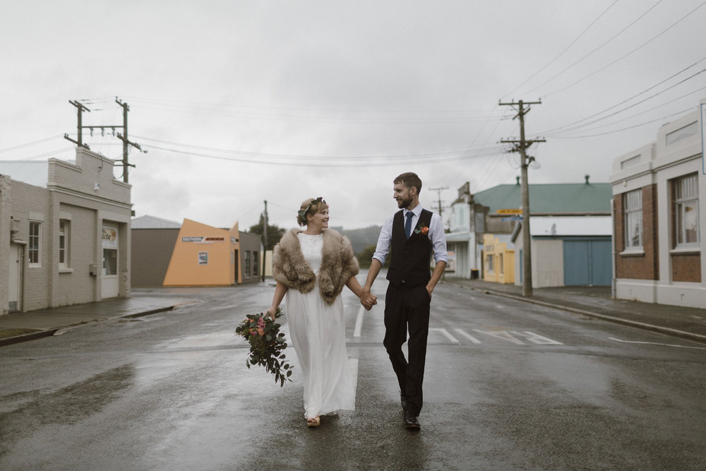 GORE, NZ WEDDING