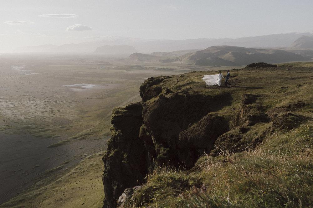 ICELAND ELOPEMENT TRIP