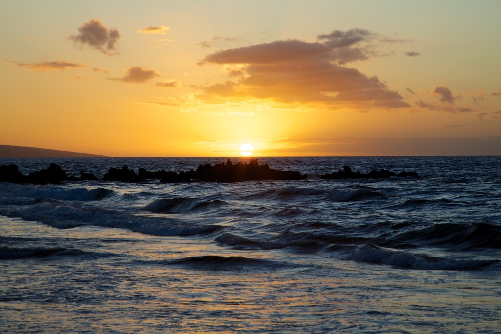 Maui Sunset (Hawaii).
