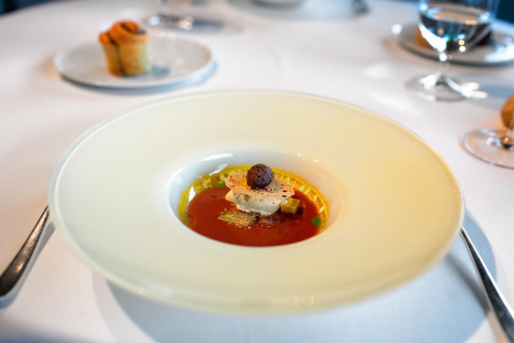 """Olive Paste"" @ El Celler De Can Roca (Girona, Spain)"