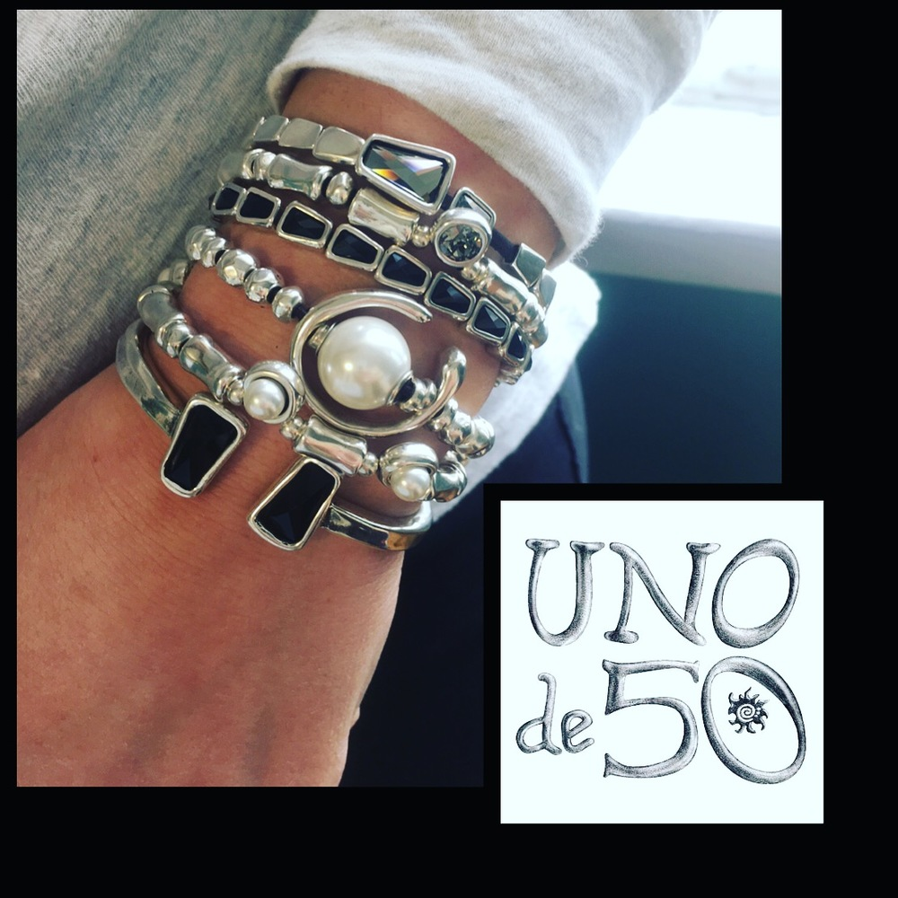 Click to shop Uno de 50!  Handcrafted in Spain!