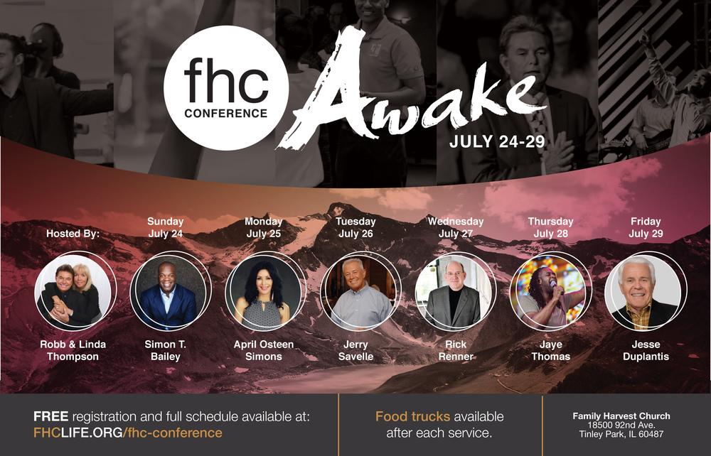 FHC Conference Awake