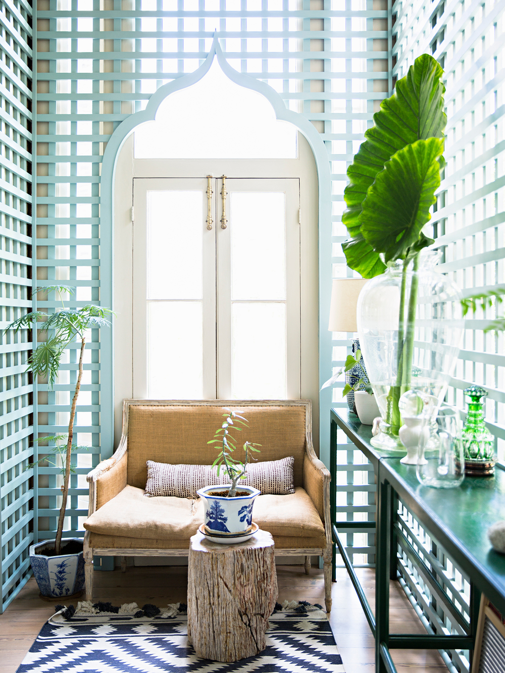 Interior Design by Sara Ruffin Costello | Southern Style Now