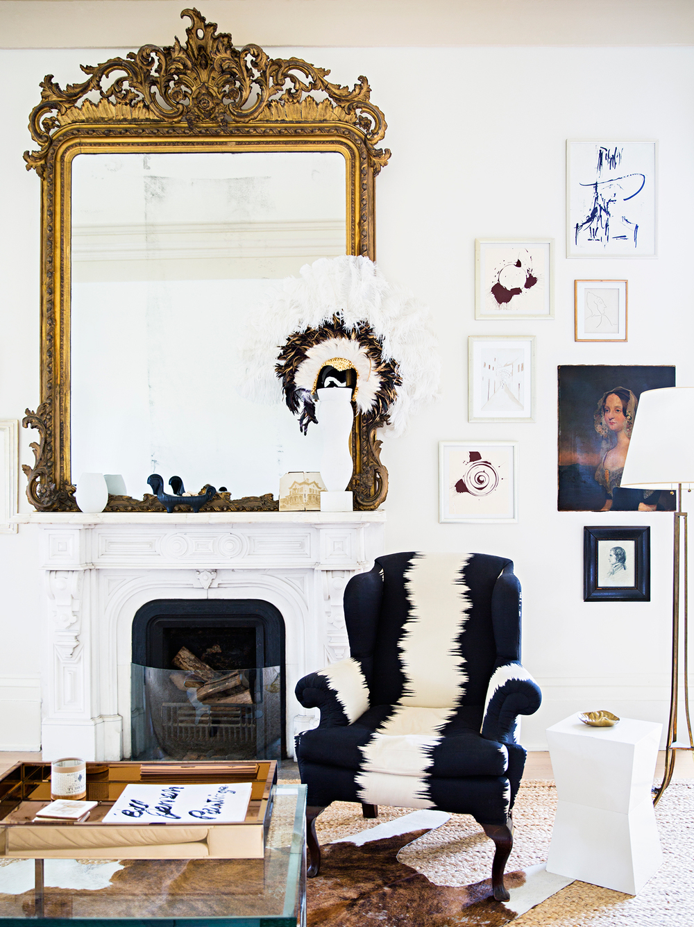 Interior Design by Sara Ruffin Costello | Beautiful Southern Homes
