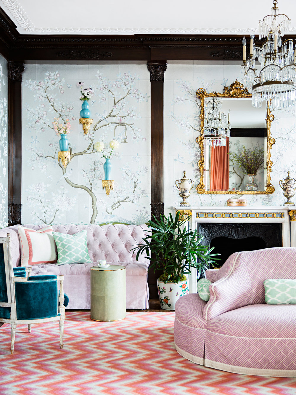 Interior Design by Celerie Kemble | Architectural Digest