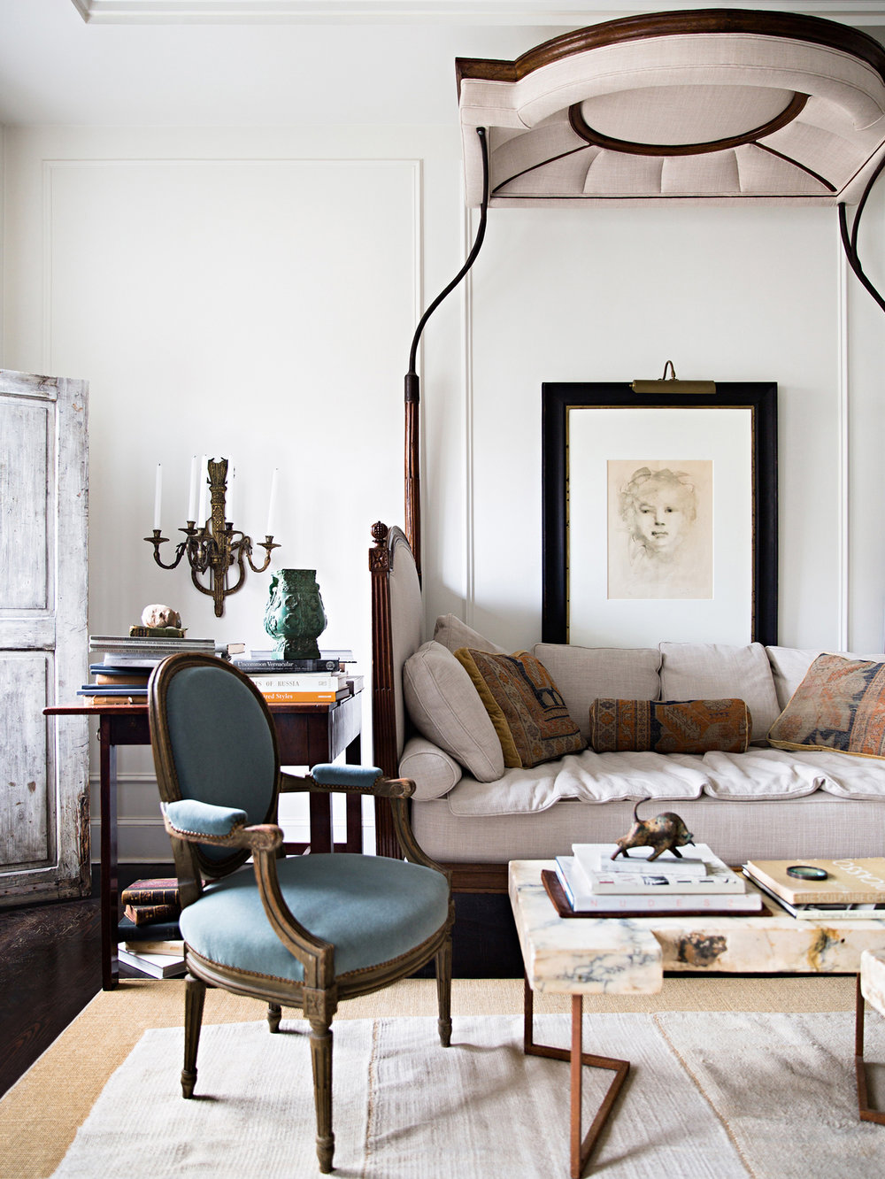 Interior Design by Darryl Carter | Beautiful Southern Homes