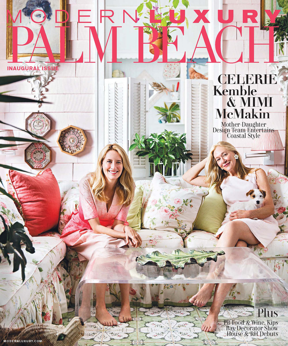 Inaugural Issue, December 2017 | Modern Luxury Palm Beach
