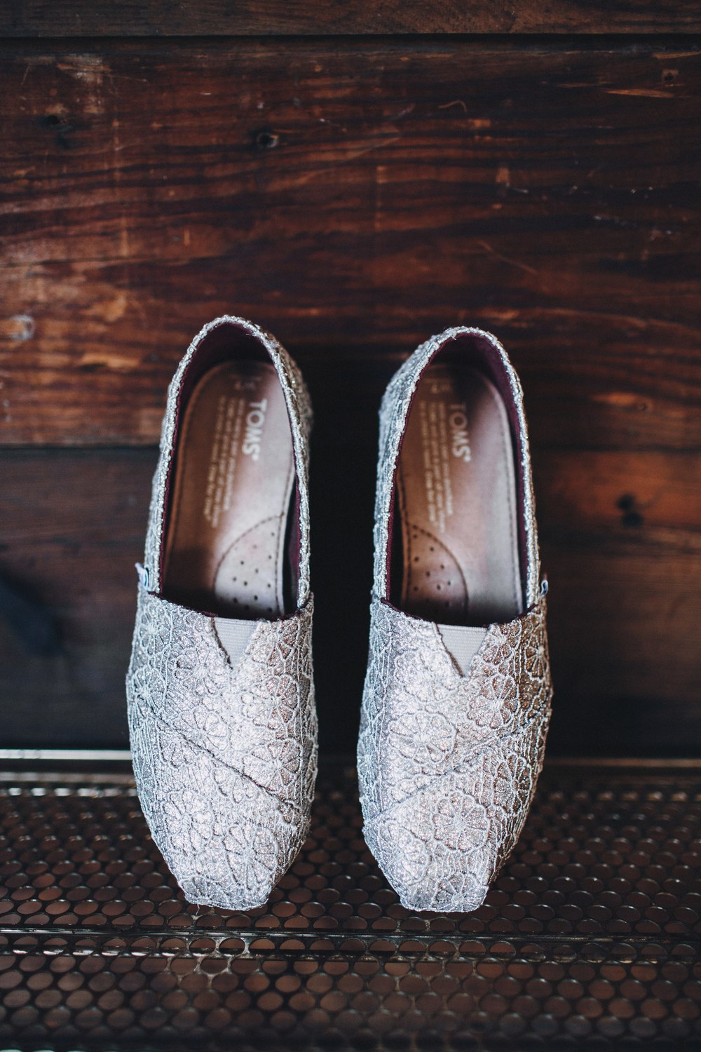 austin wedding photographer toms bridal shoes