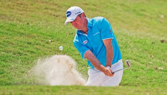 Australian professional golfer Scott Hend is set to be the star attraction at the Angkor Amateur Golf Open on August 9-10 at the Angkor Golf Resort in Siem Reap. AFP