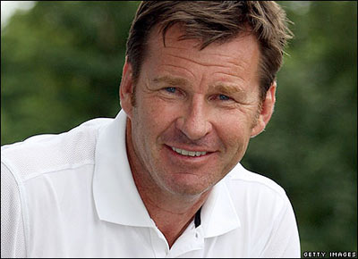 Sir Nick Faldo will be playingat the Handa Faldo Cambodian Classic