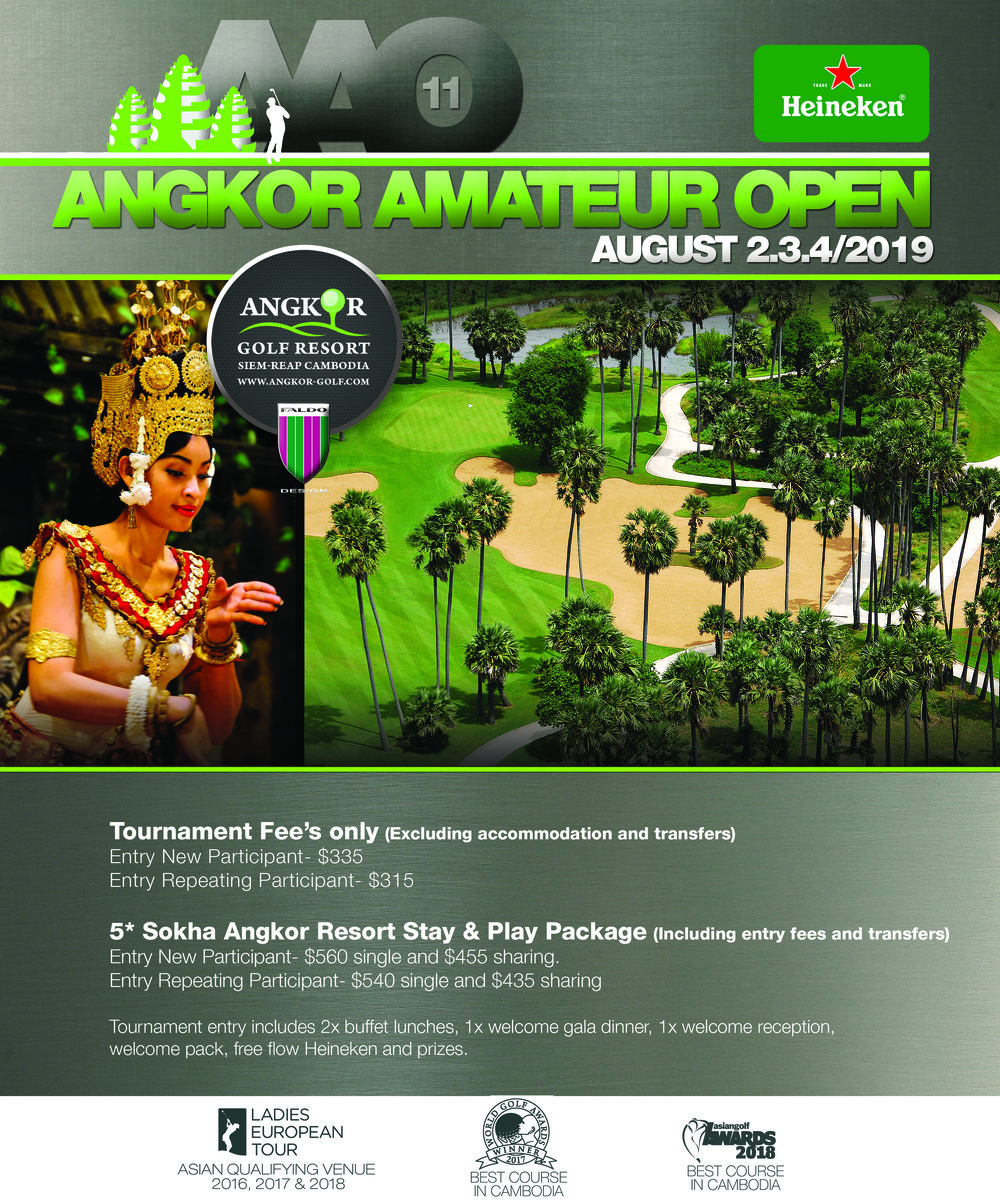 Angkor Amateur Open 2019