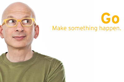 Pretty Cool Guy: Seth Godin