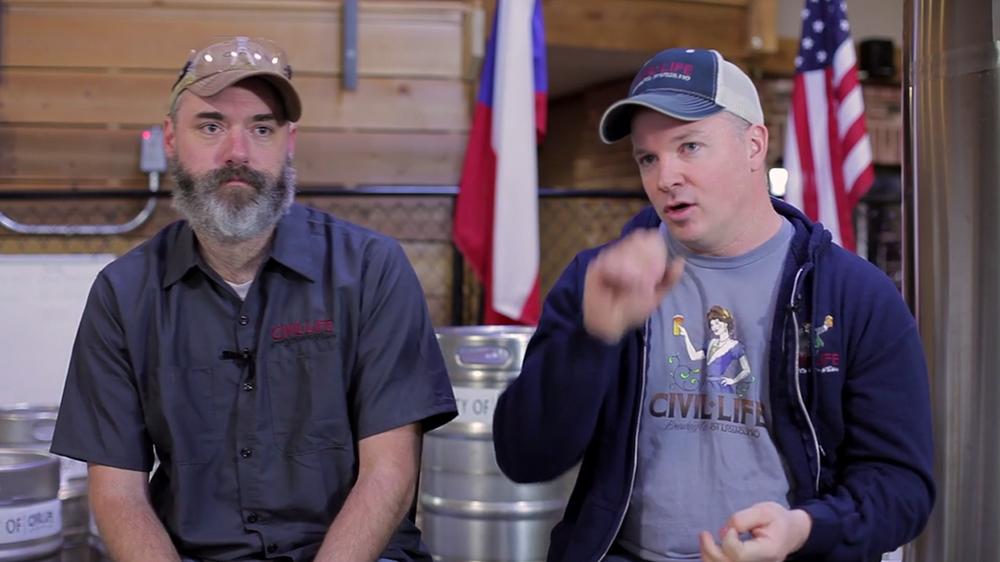 Jake Hafner & Dylan Mosley - Civil Life Brewery