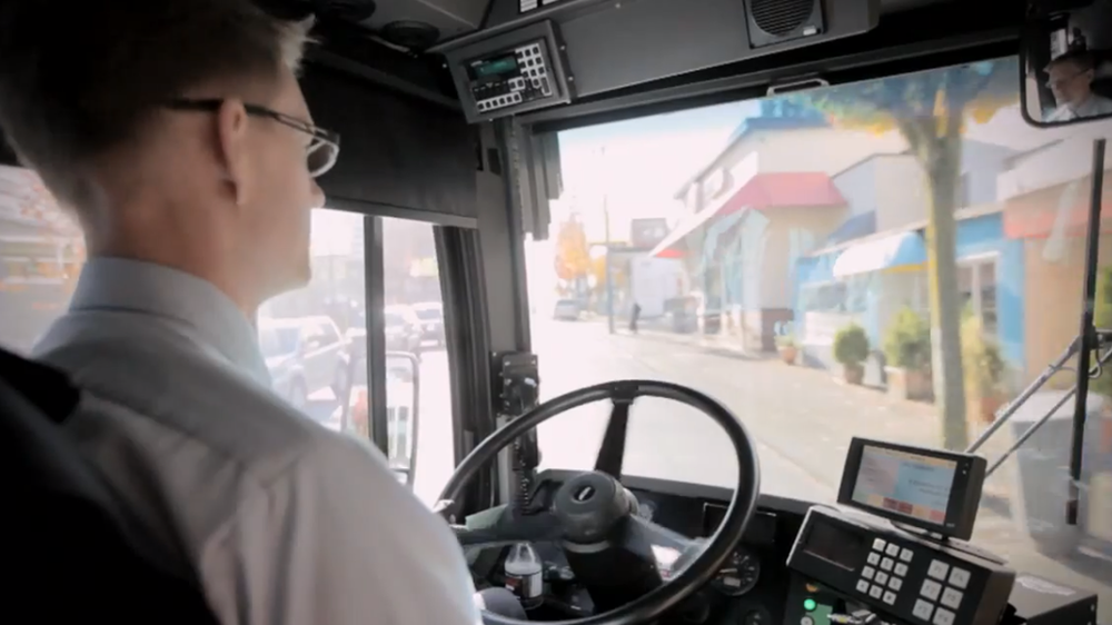 Brian Revel - Bus Driver  via CareerTrek