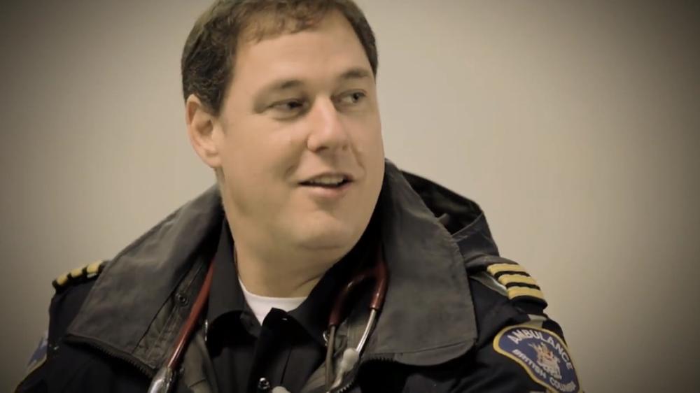 Patrick Hussey - Paramedicvia CareerTrek