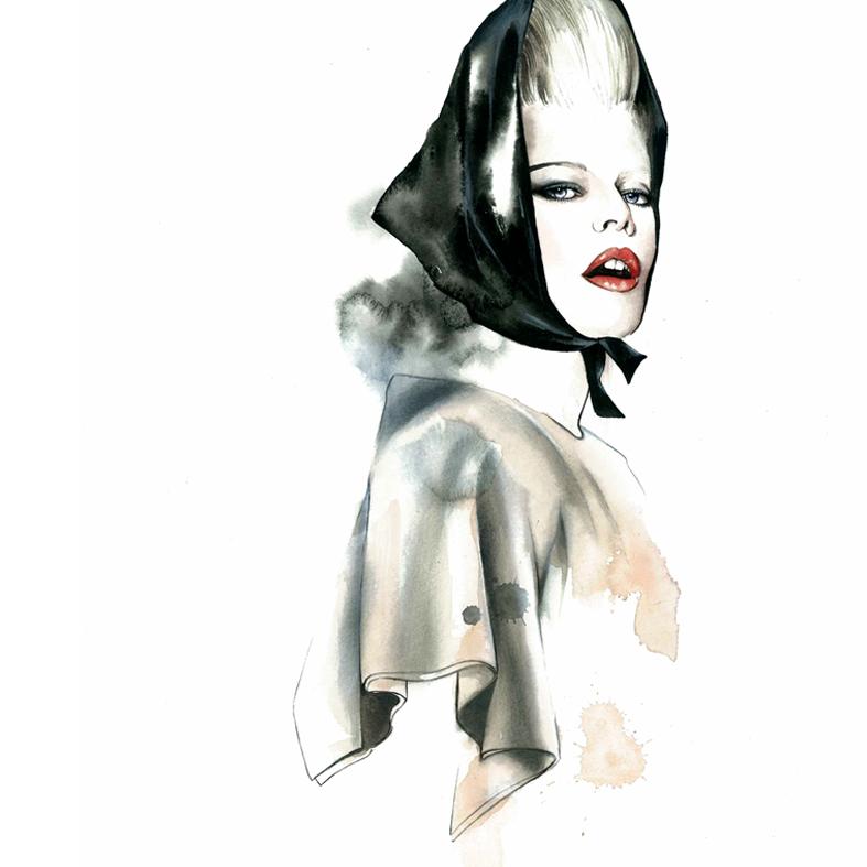 fashion illustrations menswear