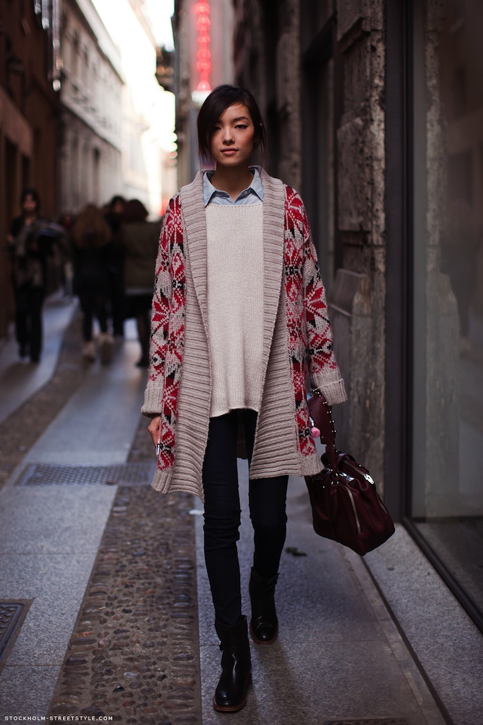 photo via stockholm street style