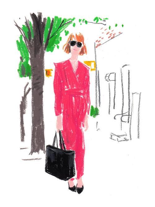damien-florebert-cuypers-drawing-mary-o'regan-new-york-fashion-week-spring-2014.jpg