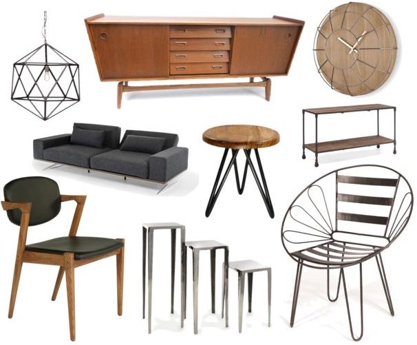 Modern Industrial Furniture