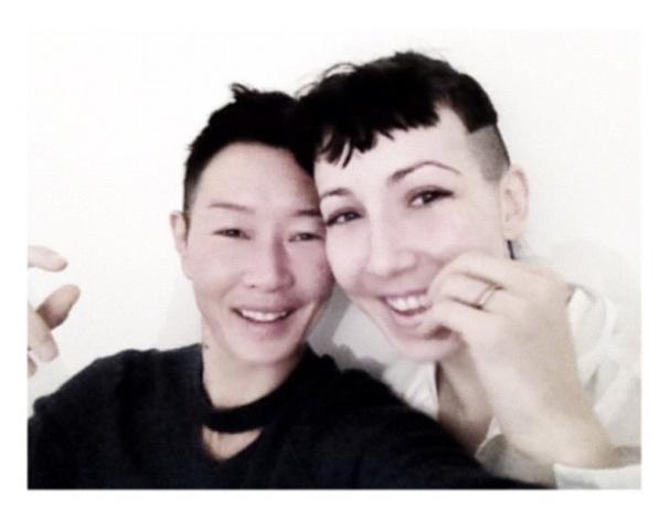 jenny shimizu and madonna