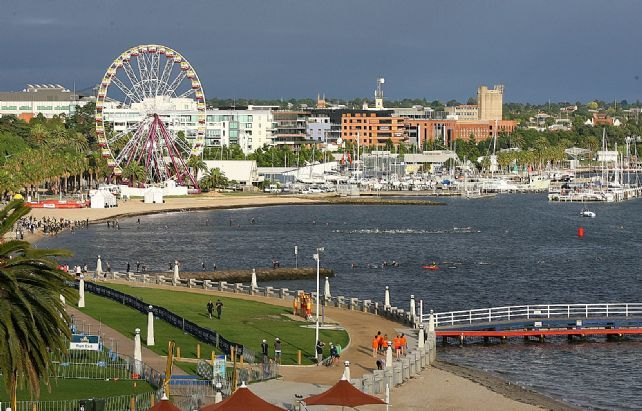 Geelong West Australia  city photos : in the state of Victoria, Australia, 75 kilometres 47 mi south west ...
