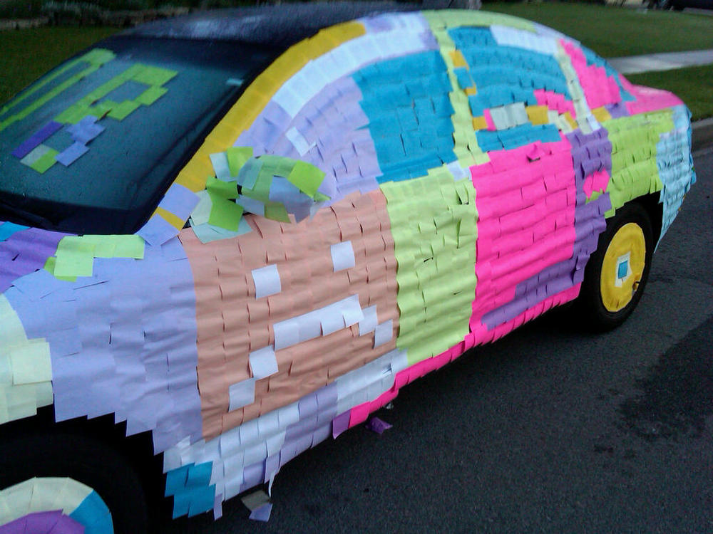 Take Your Ideation On The Road With Post - Its