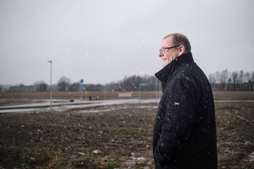 Borgmester i Sorø Gert Jørgensen
