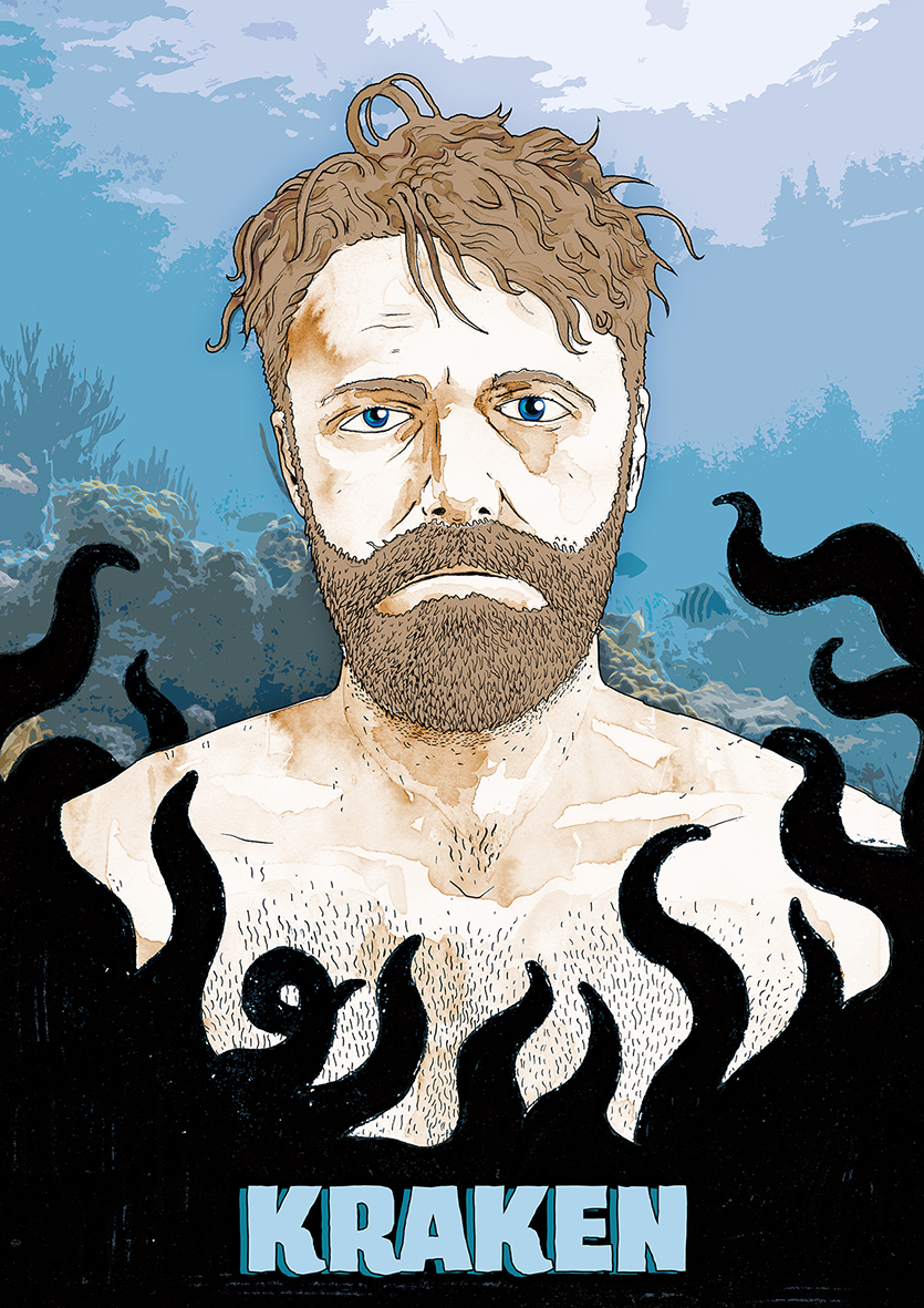 Trygve Wakenshaw's KRAKEN: 9.45pm at the Tuxedo Cat until the 15th March