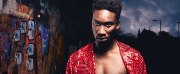 Nathan Stewart-Jarrett in the 2012 Arcola production of The Pitchfork Disney by Philip Ridley