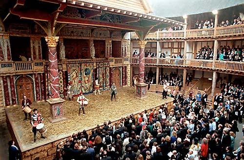 Globe theatre research essay