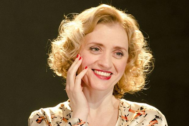 Anne-Marie Duff as Alma