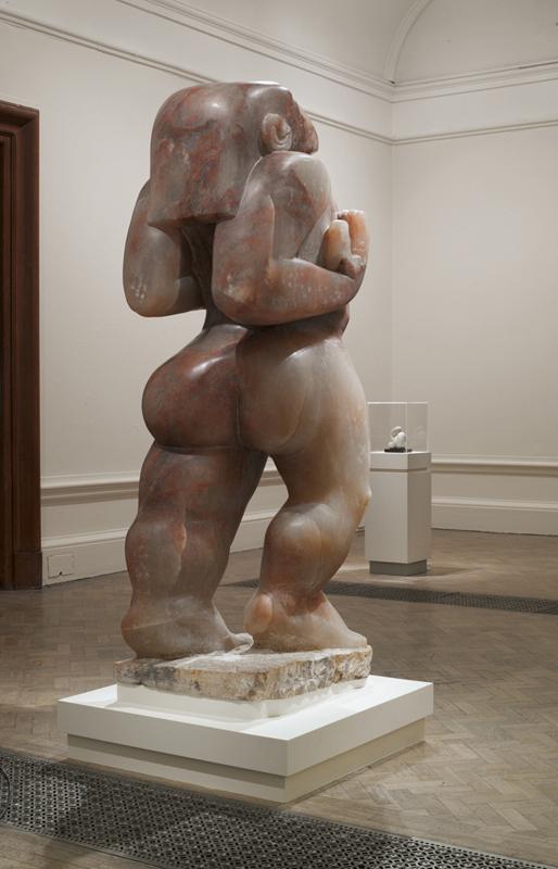 Jacob Epstein's Adam (1938-39)