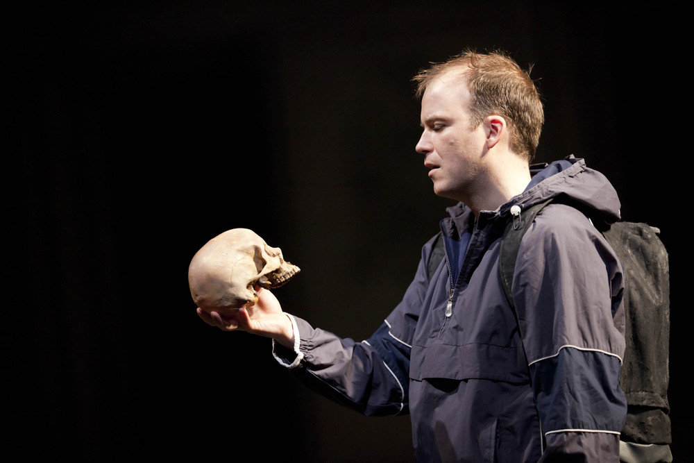 Rory Kinnear and Yorick