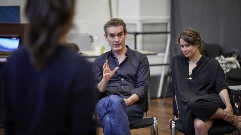 Rufus Norris & Lucy Kirkwood - In conversation, National Theatre, 7 September, 6pm.