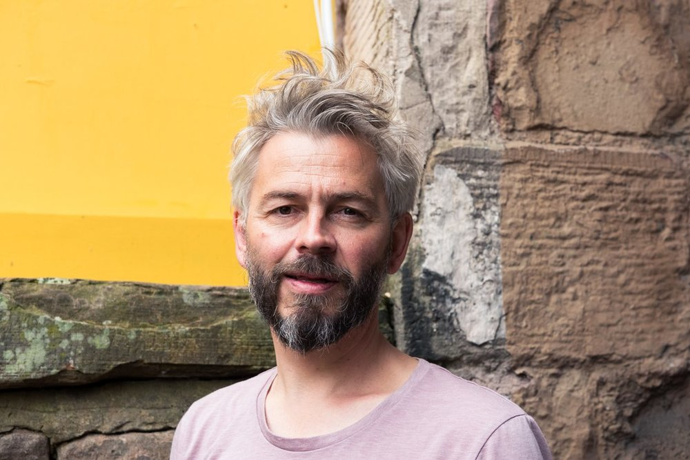 Shôn Dale-Jones - 'I think actually people go to the theatre because they want a conversation and the play is only an excuse to have that conversation'