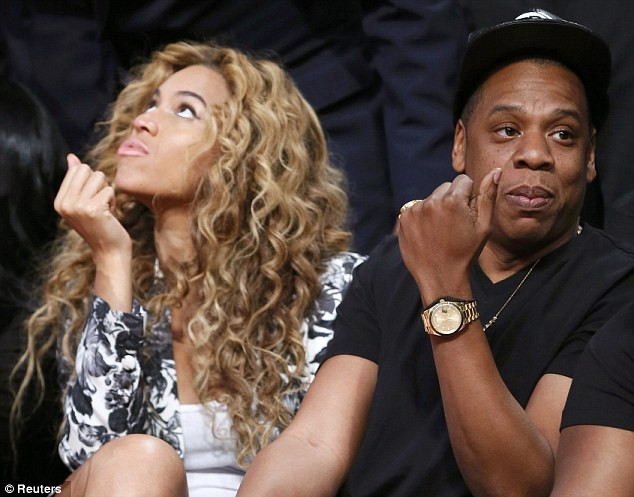 Bey, don't fret. I promise this will be good. Stay with me, Jay.