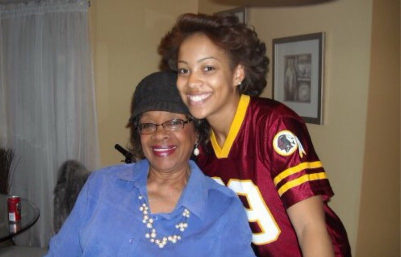 She LOVED the Redskins. She and my Uncle Keith had season tickets. Clearly, loyalty and patience are two of her personality traits.
