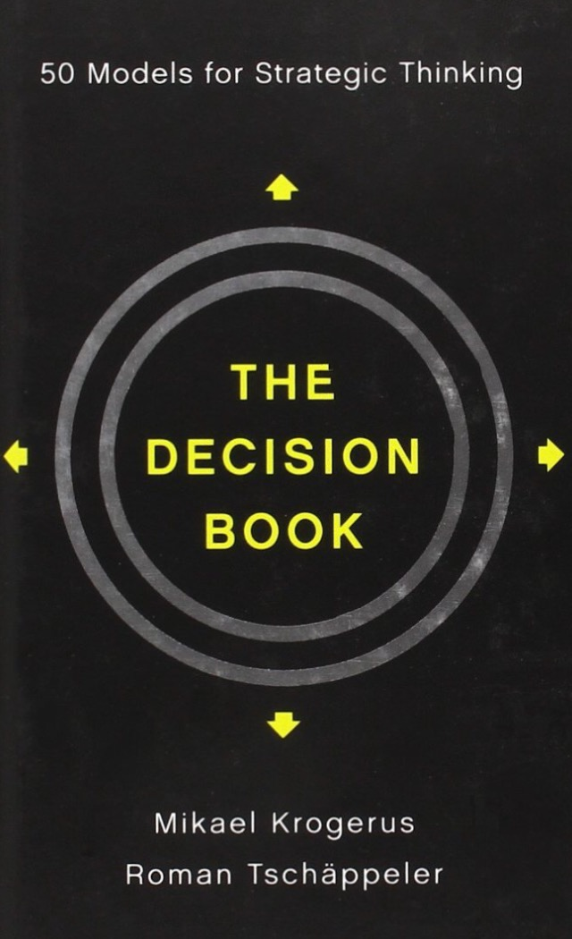 Purchase  The Decision Book .