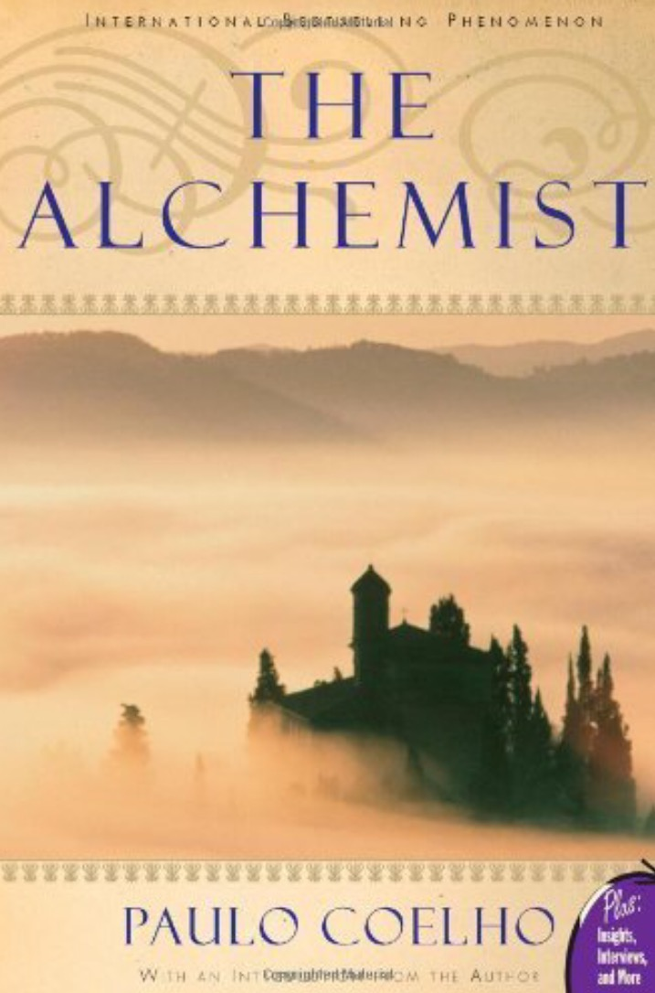 Purchase  The Alchemist .