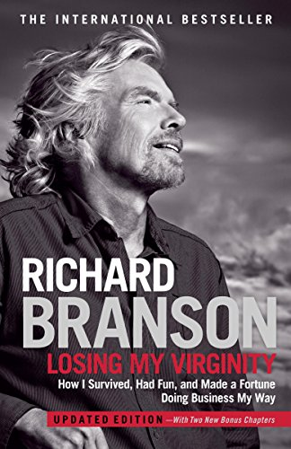 JasmineGurley.com-Books-Losing My Virginity Richard Brandson