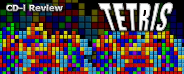 Tetris CD-i Banner