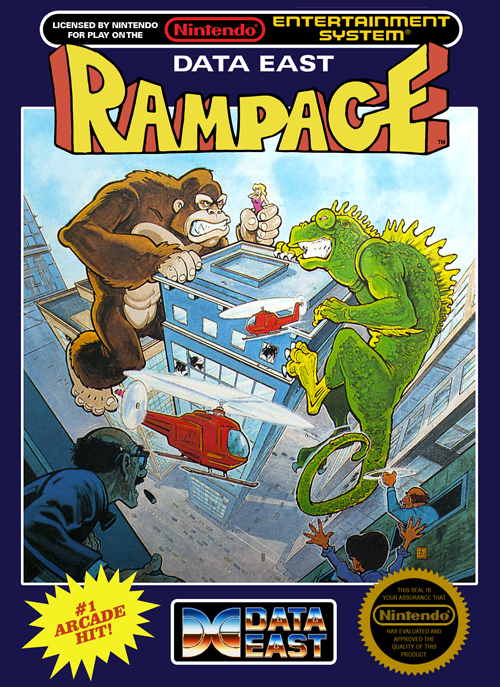 RampageCover