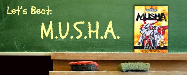let's beat musha