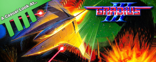 a casual look at gradius III