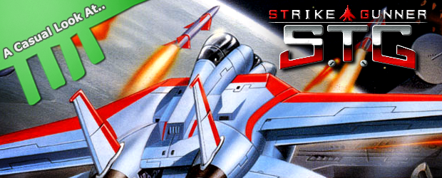 casual look at strike gunner stg
